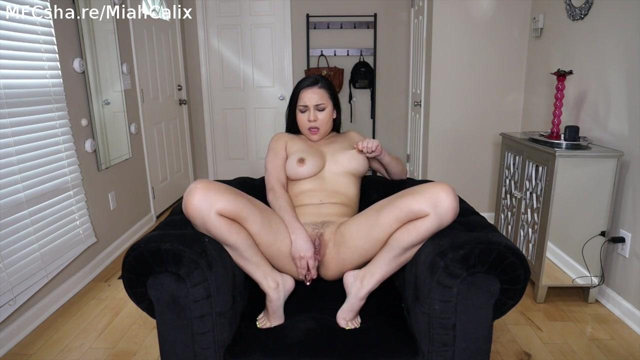 Miahcalix Mfc Crazy Creamy Squirt Dildo Masturbation -4345